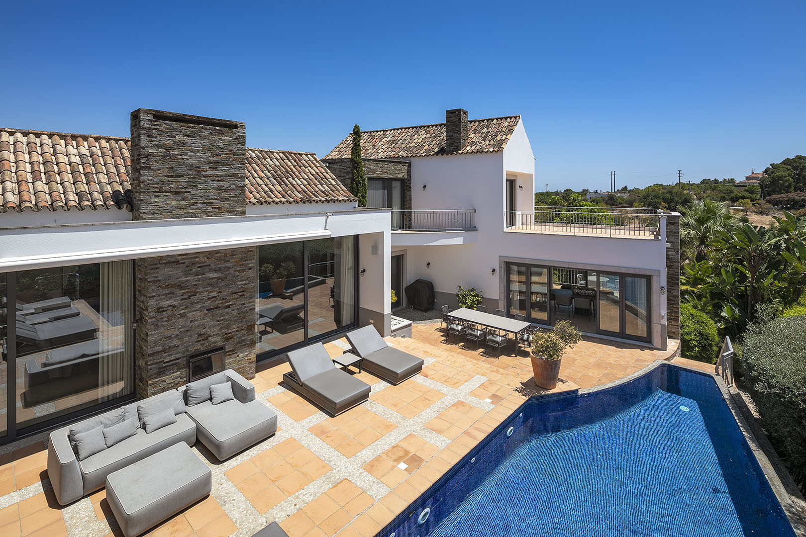Modern quality in the Algarvean countryside