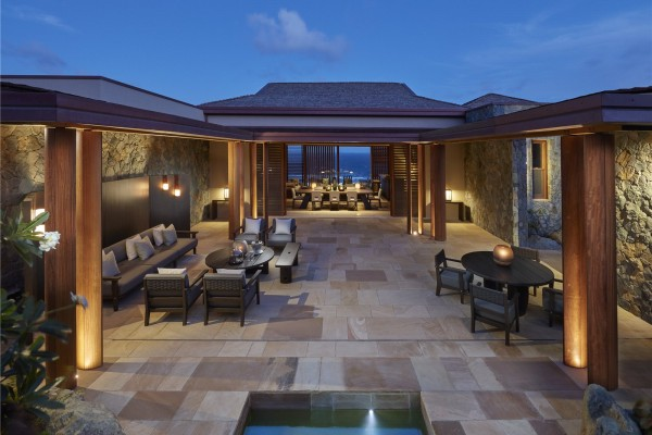 Luxury, secluded residence in the heart of the Grenadines