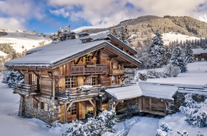A serene and beautiful chalet in Mont d'Arbois (pt)