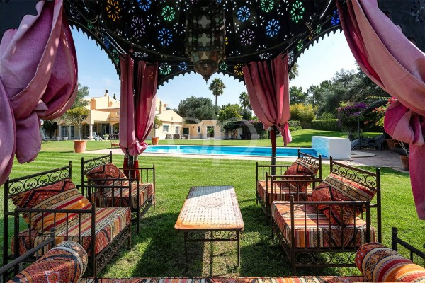 5 Bedroom villa in Vilamoura