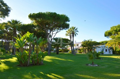 Unique opportunity for large plot in Quinta do Lago