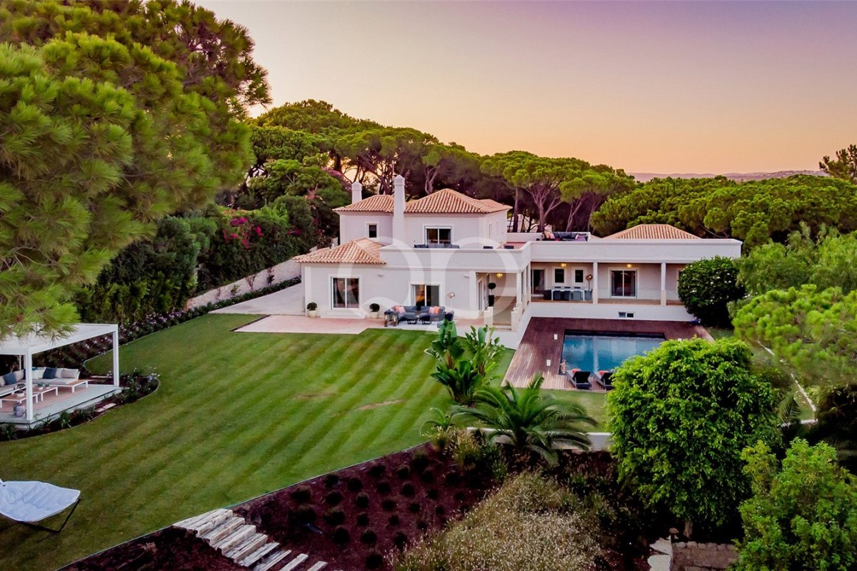 4-bedroom villa in the heart of Quinta do Lago
