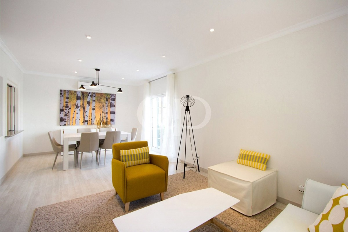 Refurbished ground-floor studio in Vale do Lobo