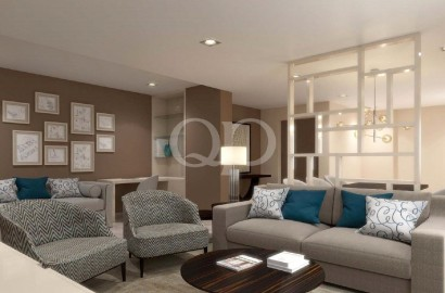 Refurbished 1 and 2 bedroom luxury apartments