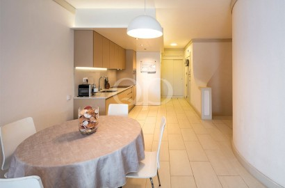 Appealing duplex apartment situated in a gated community