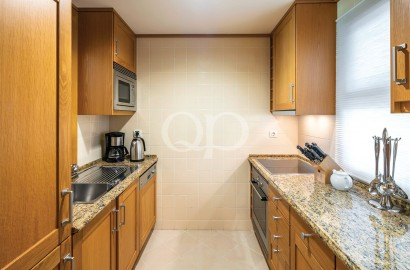Well located luxury two bedroom Pine Cliffs apartment