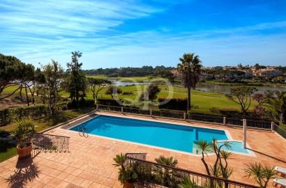 Frontline golf fairway villa