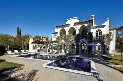 Captivating and charming villa in Quinta do Lago