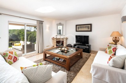 Charming and chic luxury villa in the heart of Quinta do lago