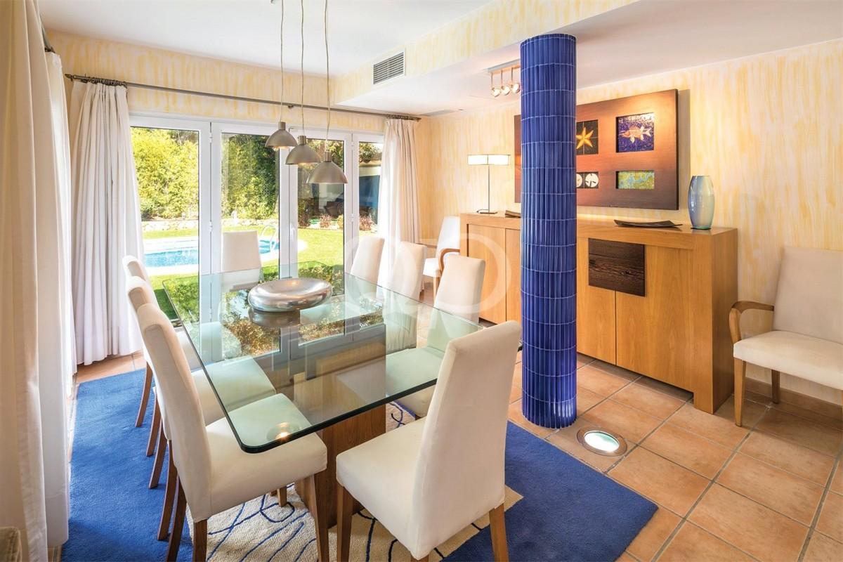 4-bedroom villa in the heart of Vale do Lobo