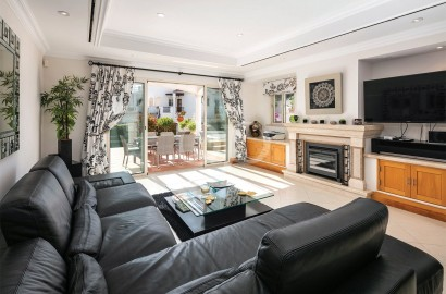 Attractive 2-bedroom apartment with outstanding sea views