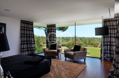 Five bedroom luxury villa in Quinta do Lago