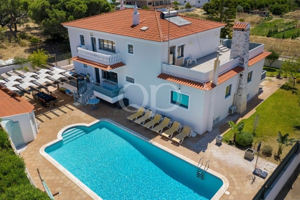 Family home near Vale do Lobo and Quinta do Lago