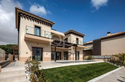 Stunning brand-new villa located in Açoteias