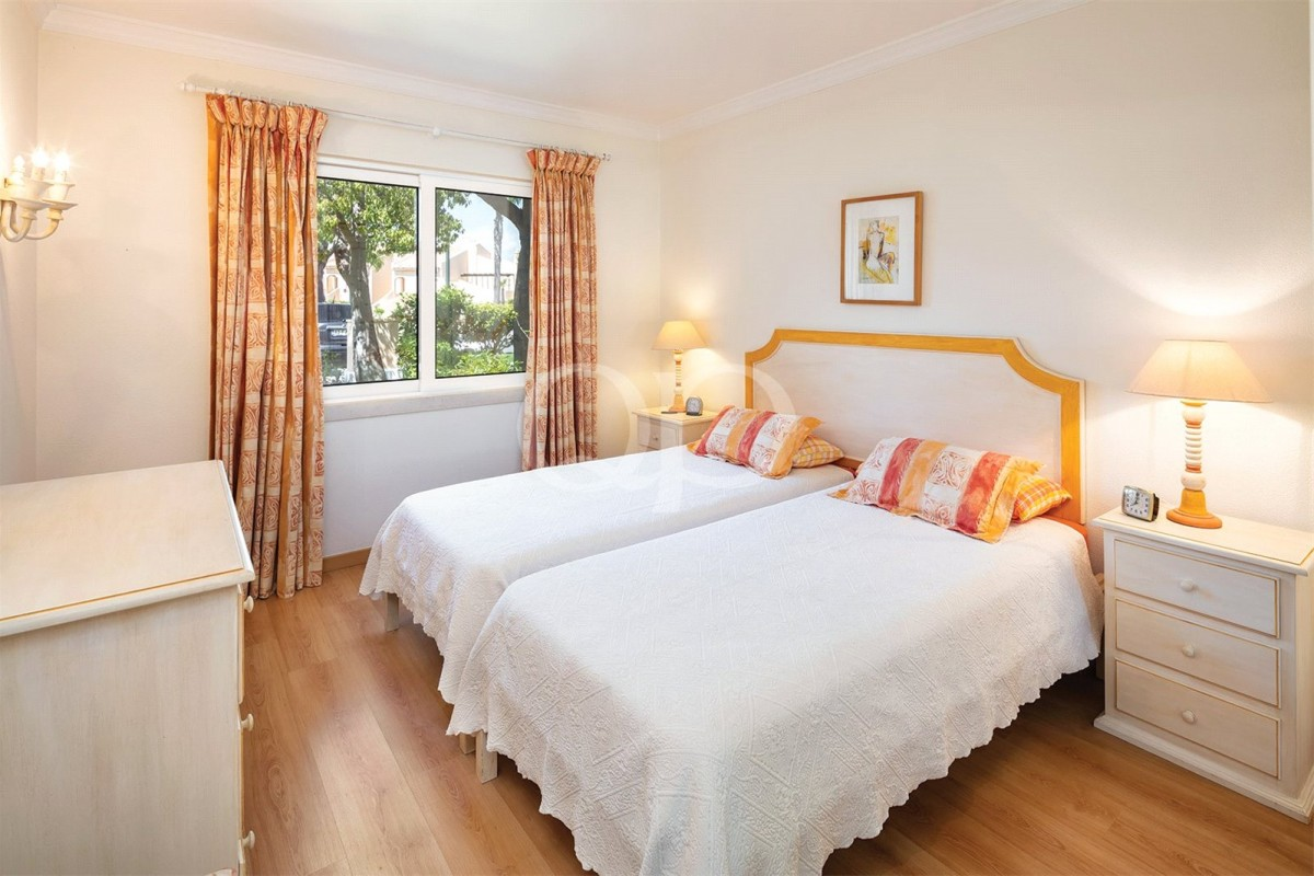 3-bedroom apartment with private garden