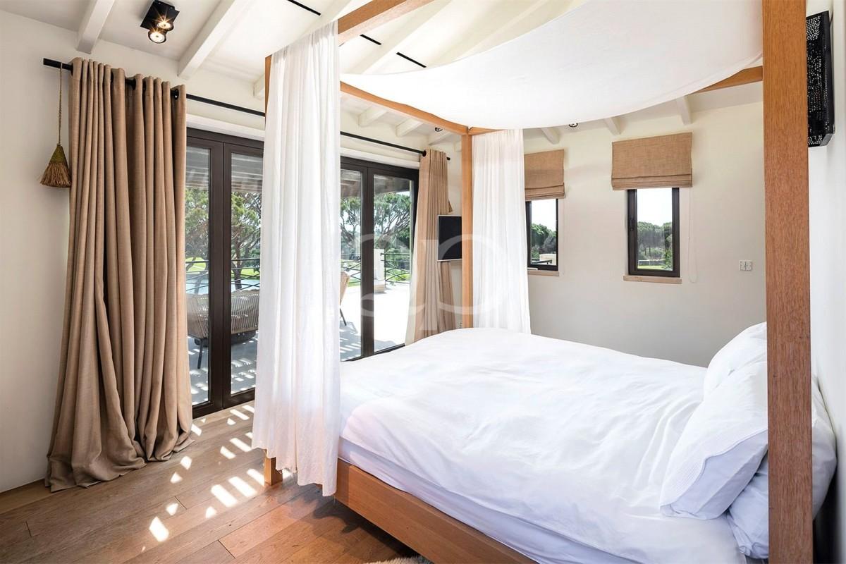 6-bedroom front line Golf Resort villa