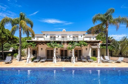 Traditional 4-bedroom villa in Quinta do Lago