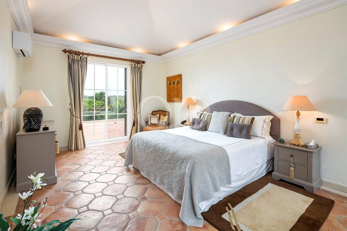 Residência de luxo T5 na Quinta do Lago