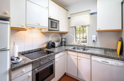 2-bedroom townhouse in the heart of Quinta do Lago