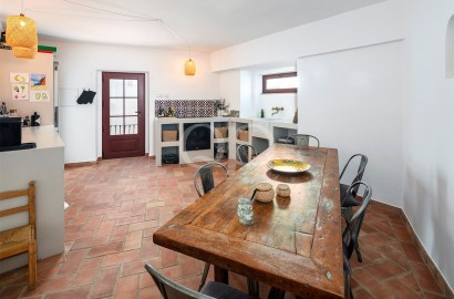 Quintessential traditional Portuguese house located in Alte