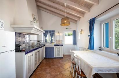 Resort privado de 7 frações independentes com vista sobre a Ria Formosa