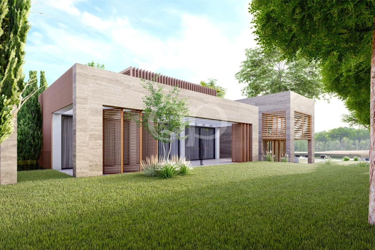 Rare and exciting opportunity to build in Quinta do Lago