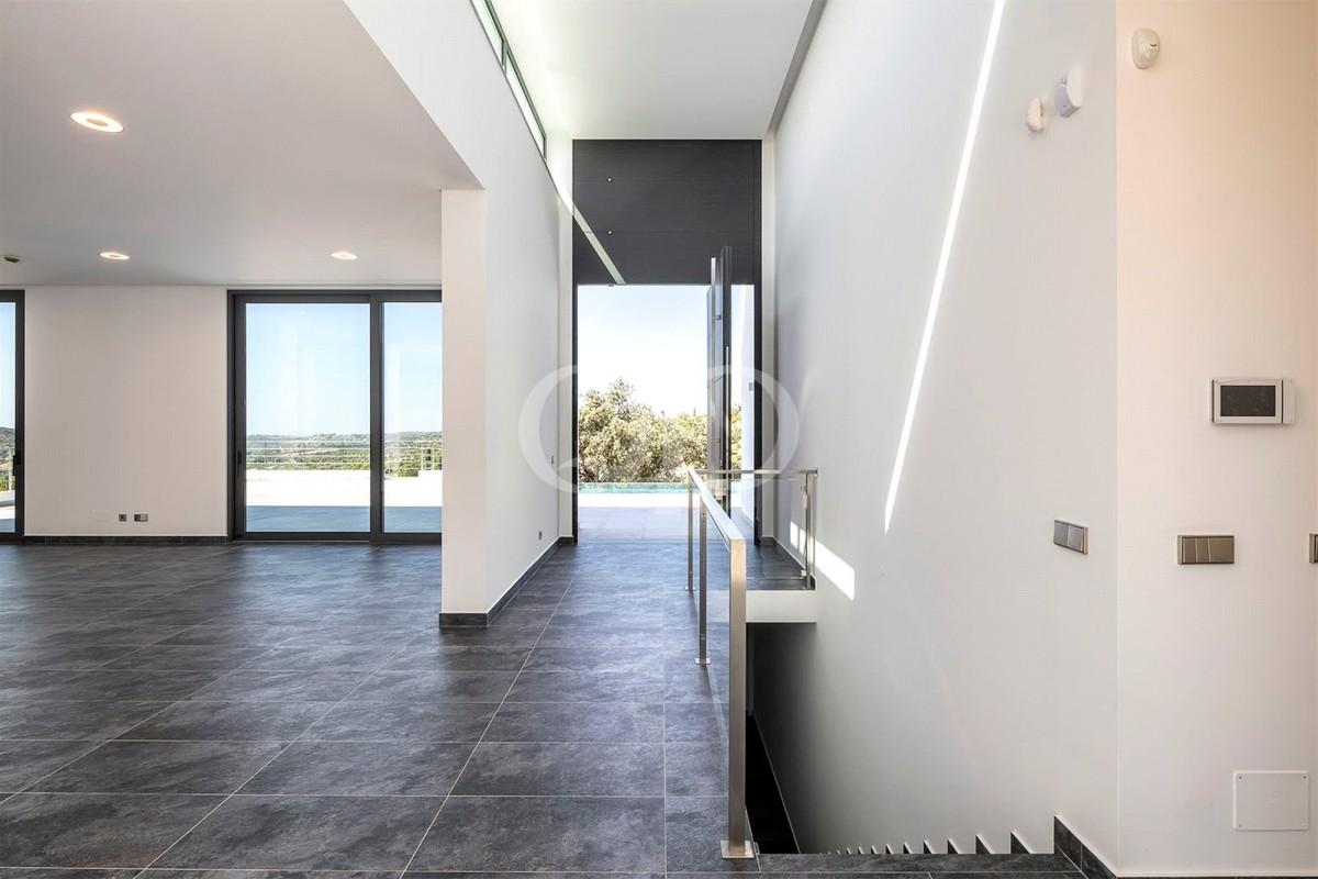 Modern new build villa nestled into the Algarve countryside
