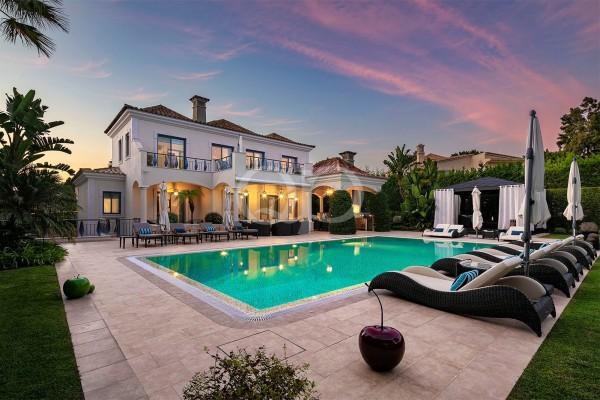 Excellent private location in Quinta do Lago